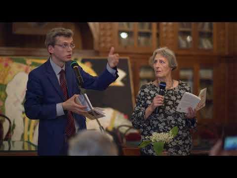 Александр Коротко, Поетичні вечори , Вечір поезії в Національному музеї літератури України (Україна – Франція) 8 травня 2018
