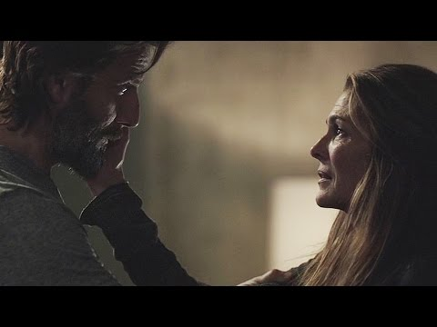 Kane & Abby | HD scenes (4x12) The 100