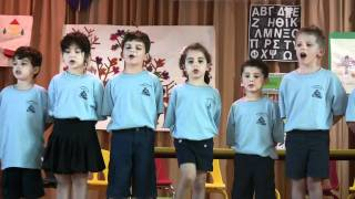 Peter's Preschool Graduation Program - Part 2