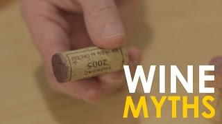 Wine Myths | The Art of Manliness