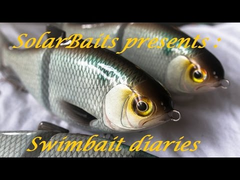 This is true talent   long video on custom swimbait building