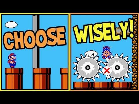 Levels by - TheCesarVD | Mario Multiverse - смотреть онлайн