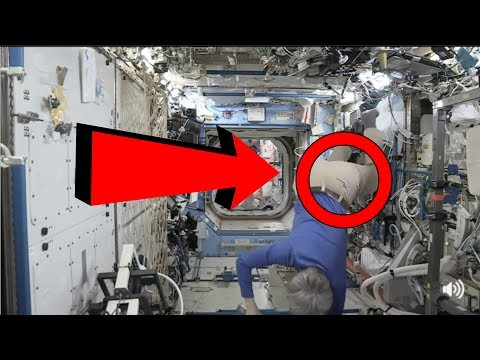 Wow!! New NASA live feed EPIC FAIL!  They cut live feed right as her harness malfunctions!