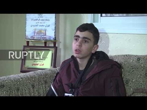 State of Palestine: 17-yo recounts abuse by Israeli forces after iconic arrest by 23 soldiers