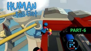 [Hindi] Human: Fall Flat | Funniest Game Ever (PART-6)