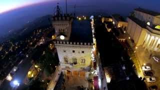 preview picture of video 'Il Natale delle Meraviglie a San Marino'