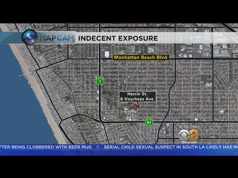 Man Spotted Masturbating In His Car In Manhattan Beach