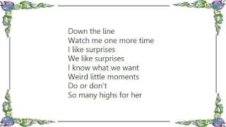 Dizzy Mizz Lizzy - I Like Surprises Lyrics