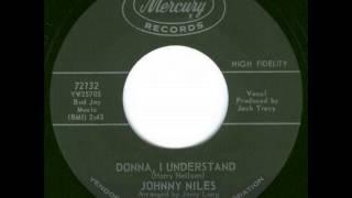 Johnny Niles (Harry Nilsson) - Donna, I Understand