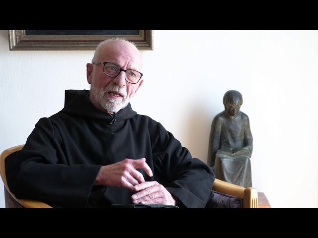 Pater Albert erzählt von seinem Glauben: Was macht seinen Glauben im Alltag aus?
