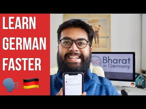 BEST 5 paid and unpaid resources for learning German FAST!