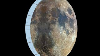 Flat Earth - TRUTH #3 - The Moon Is Crystalline and Self-Luminescent