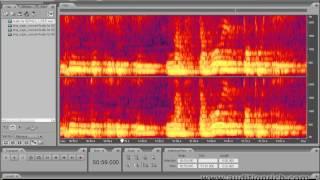 Удаление ненужного звука из записи в Adobe Audition | Auditionrich.com