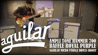 Aguilar MICRO PEDAL BOOST - Video