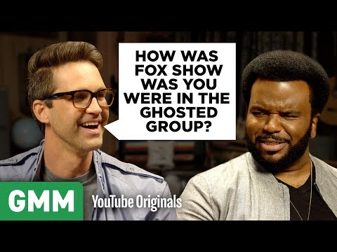 Craig Robinson's Google Translate Interview