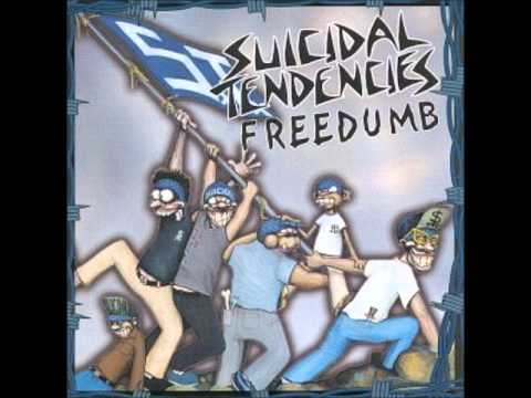 Half Way Up My Head - Suicidal Tendencies