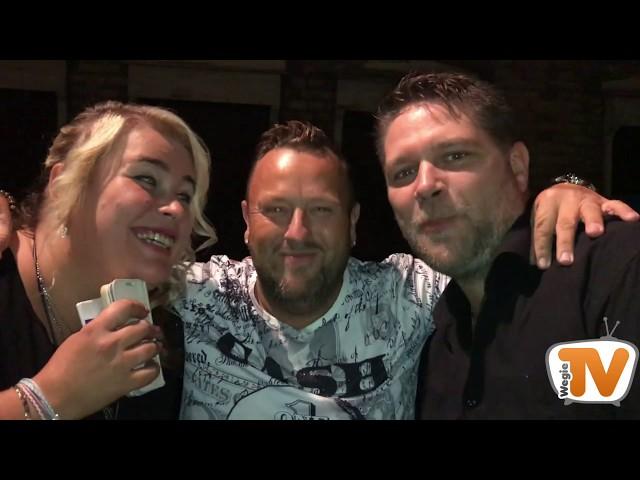 Spass auf der Party von SoundzFM mit Midoo, Stefan Wegerhoff und Janine Marx 6.10.2017