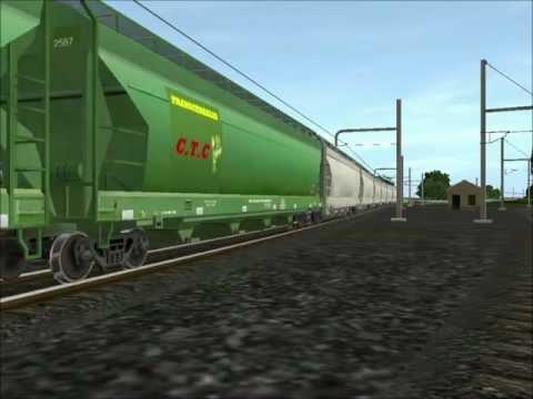 Trainz : Le Transport de Marchandises PC