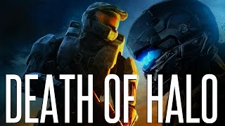 The Death of Halo : The Franchise That Forgot Who It Was