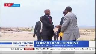 Government sets aside Sh73 billion for Konza infrastructural development