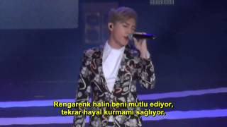Aaron Yan - Unstoppable Sun (Just You OST) Turkish Sub