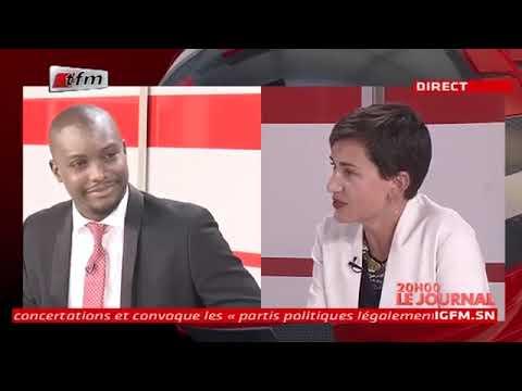 Fête de l'Europe : Irène Mingasson, Ambassadrice de l'UE au Sénégal, Invitée du JT TFM (8 mai 2019)