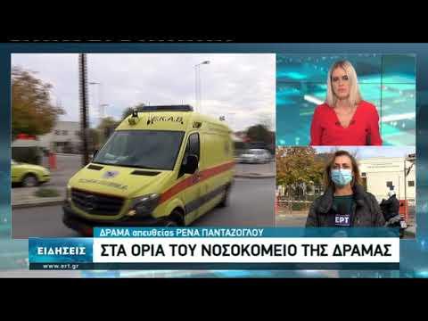 Τεράστιο το ιϊκό φορτίο στη Δράμα | 29/11/2020 | ΕΡΤ
