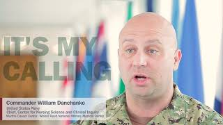 Military Health System Celebrates 2018 National Nurses Week | CDR William Danchanko