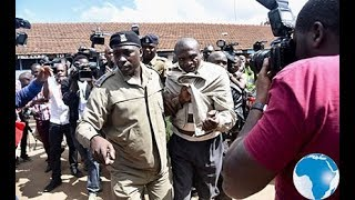 3 arrested in Kibra over voter bribery - VIDEO