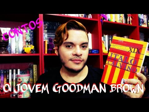 #VEDA 08   O jovem Goodman Brown   #043 Li e curti