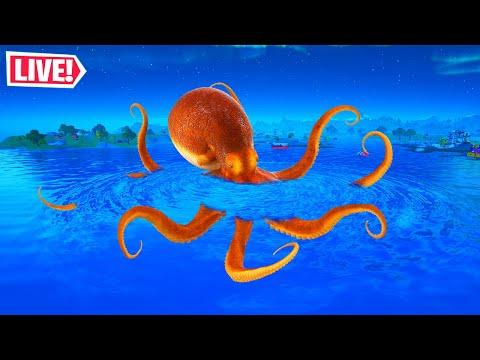 new kraken event happening right now fortnite battle royale season 3 event in fortnite live