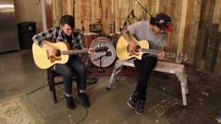 All Time Low - Six Feet Under The Stars (Acoustic Cover ft. Rod Pires)