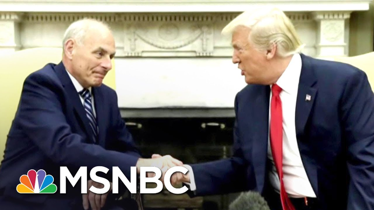 Donald Trump Lashes Out At Military Advisers: 'We're Losing' | The Last Word | MSNBC thumbnail