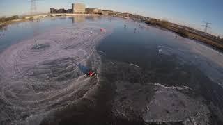 Armattan Marmotte FPV Drone - Ice Skating