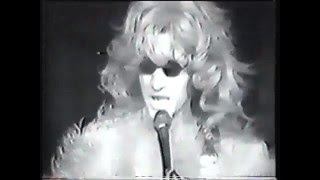 The Damned Live Club Waldorf, San Francisco, 06/07/79 (Target Video)
