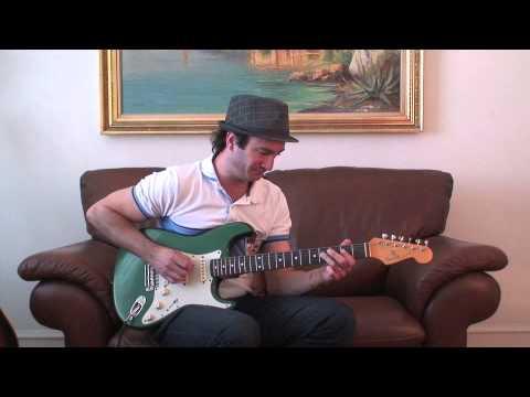 Blues Chord Progression Exercise - Rhythm Blues Guitar