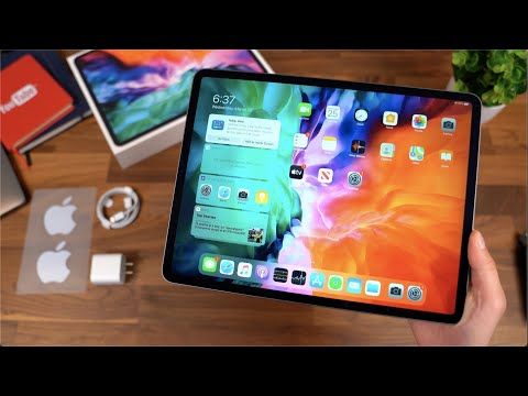 External Review Video 7quGAlK_41I for Apple iPad Pro Tablet (4th gen, 2020)