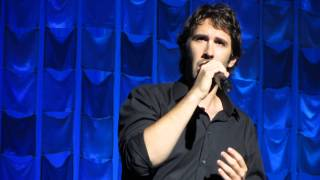"Josh Groban @Bethel Woods 8-23-14 ""Vincent (Starry Starry Night)"""