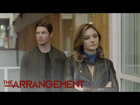 Megan Morrison Shocked Over Kyle's Movie PR Plan | The Arrangement | E!