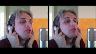 How To Sing a cover of Words of Love Beatles Vocal Harmony