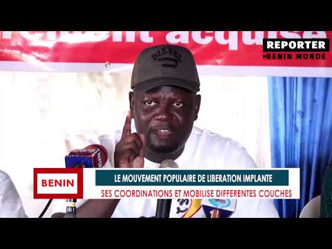 REPORTER BENIN MONDE : LA COORDINATION DU PREMIER ARRONDISSEMENT INSTALLEE PAR LE MPL REPORTER BENIN MONDE : LA COORDINATION DU PREMIER ARRONDISSEMENT INSTALLEE PAR LE MPL