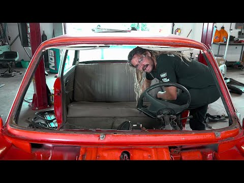 Gumout: BlackOut2.0 - Ep16 - Austin Keen's BMW 2002 Interior Tearout and Hydrofoiling...