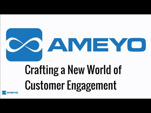 Ameyo Pricing, Features & Reviews 2019 - Free Demo