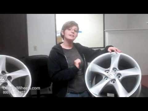 Mazda 2 Rims & Mazda2 Wheels - Video of our Factory, Original, OEM, stock new & used rim Co.