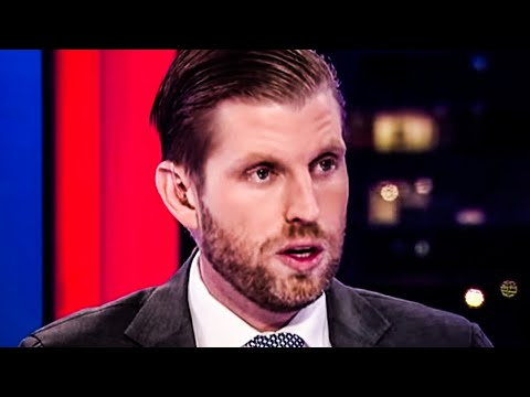 Eric Trump Uses Impeachment Hearing To Sell More Trump Wine
