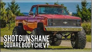 SHOT GUN SHANE SQUARE BODY Music