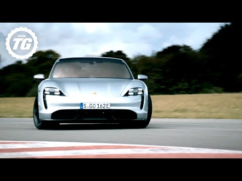 FULL FILM: Chris Harris drives The Porsche Taycan Turbo S | Top Gear