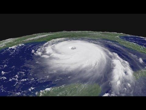 Super Hurricanes and Typhoons (видео)