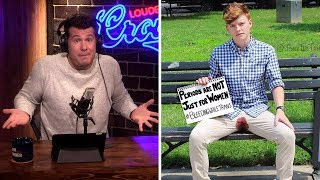 Liberals Now Claim 'Men Get Periods Too!' | Louder With Crowder