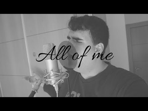 John Legend - All of me (Cover por Rubén Sánchez)